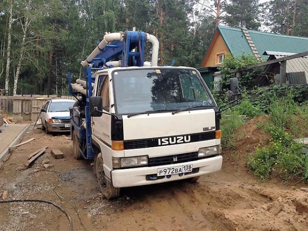 Перевозка грузовика  из Иркутск в Москва