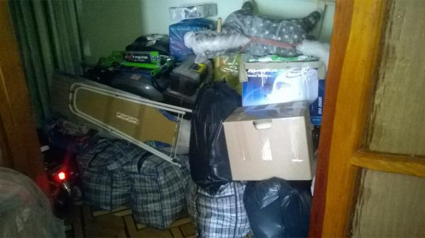 Сколько стоит перевезти детские игрушки, одежда, постельное из Симферополь в Краснодар