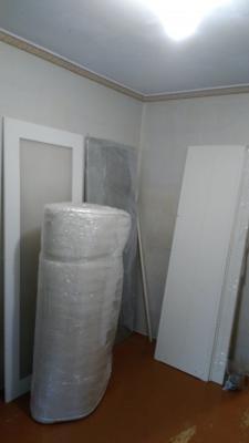 Недорогая перевозка шкафа-купе, матраса двуспального, кровати-чердак из Москва в деревня Мотяково