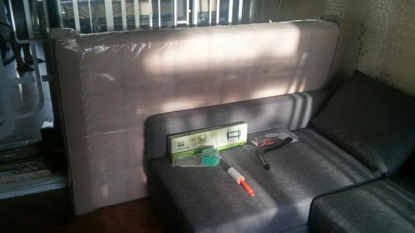 Заказать газель для перевозки дивана из Санкт-Петербург в Кургино