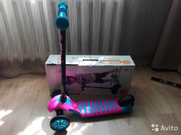 Недорогая перевозка детского самоката В коробке из Тула в Химки