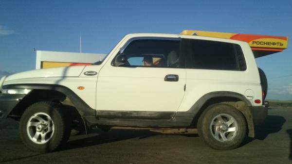 Доставить авто на автовозе из Частоозерье в Сызрань