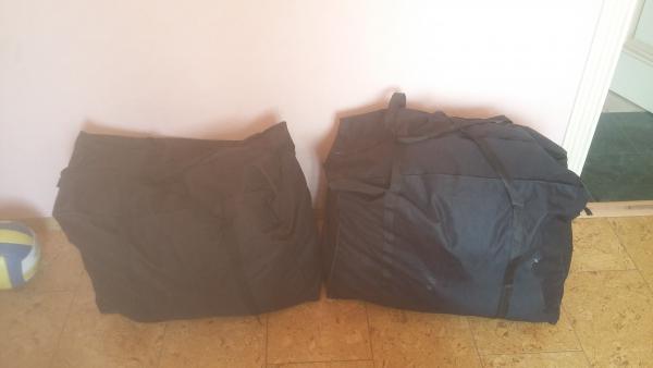 Доставка 2 сумок С вещами (одежды) из Королев в Геленджик