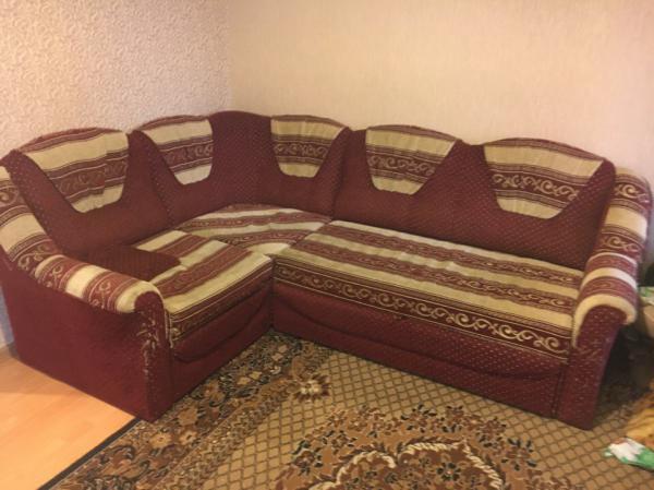 Перевозка недорого углового дивана по Балашихе