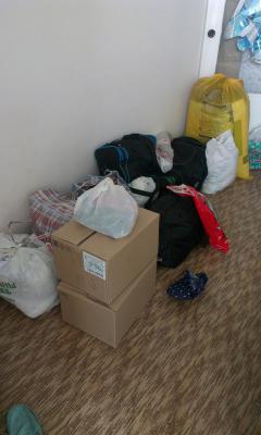 Отправка мебели : Сумки с личными вещами из Набережных Челнов в Туймазы