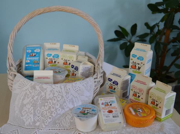 Доставка молочной продукции из Ярославка в Мытищи