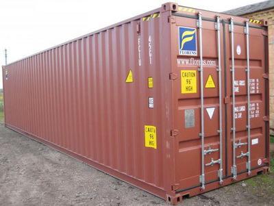 Автодоставка морской контейнера 40-футового цена из Челябинск в Пермь
