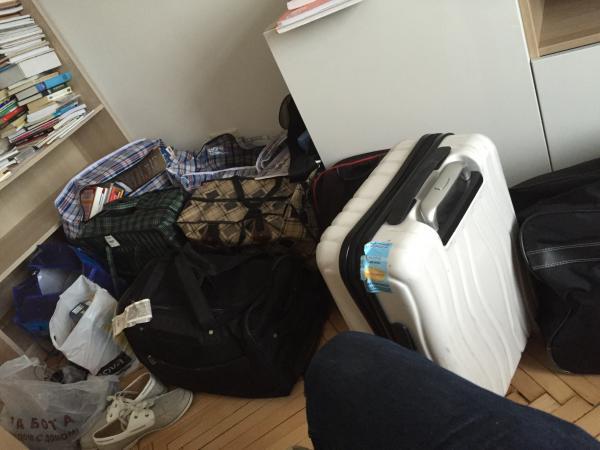 Сколько стоит доставка багажа из  в Москва