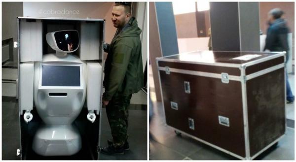 Грузопереовзки транспортировачного кейса С оборудованием попутно из Новосибирск в Красноярск