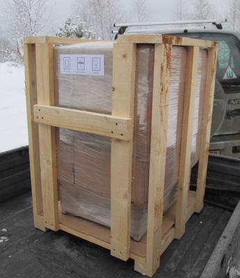 Заказ газели термобудка для перевозки бытовой техники по Москве
