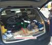 Стоимость перевезти сложенный электро-велосипед + велосипедный шлем. догрузом из Санкт-Петербург в Саров