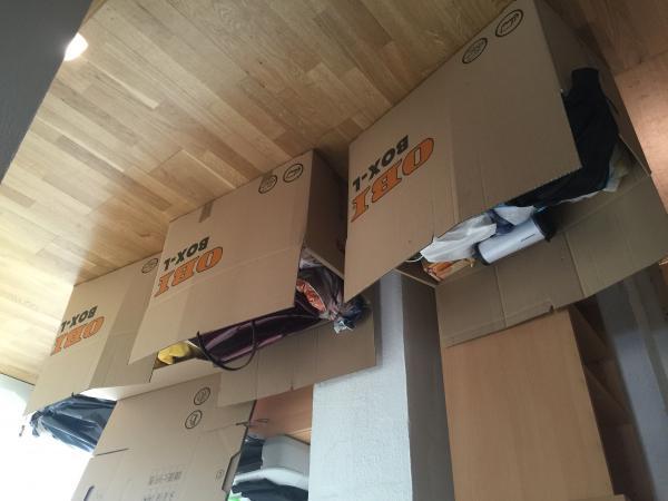 Перевозка недорого одежда/ обуви из Австрия, Вена в Россия, Краснодар