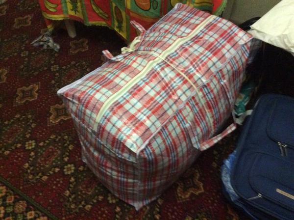 Недорогая перевозка 8 сумка С личными вещами из Королев в Москва