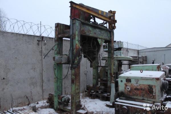 Заказать газель для перевозки пресса гидравлического из Киров в Уфа