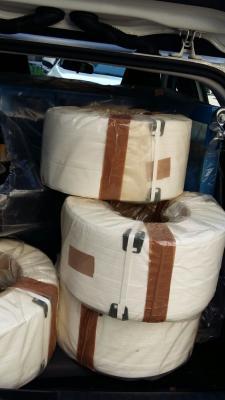 доставка стола для упаковок И пп бобин дешево догрузом из Москва в Санкт-Петербург