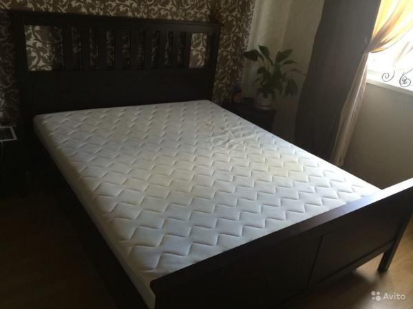 Заказ газели для двуспальной кровати по Москве