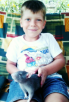 Транспортировка 2 декоративных домашних крысков В переноске дешево из Туапсе в Автомагистраль Москва-Дон