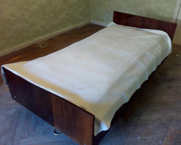 Перевезти кровать стандартных размеров на дачу по Санкт-Петербургу