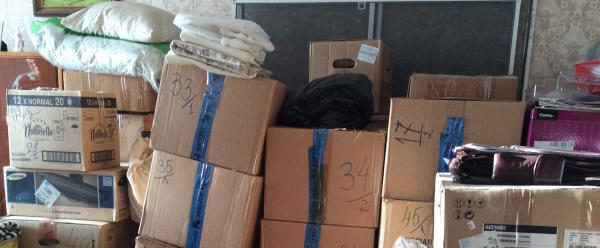 Отвезти средние коробки на дачу из Чебоксары в Обнинск