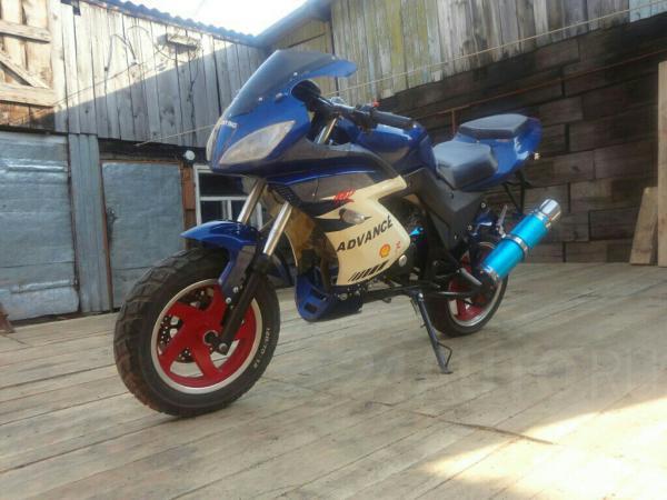 Отправка скутера цена из уяр красноярский край в Минусинск