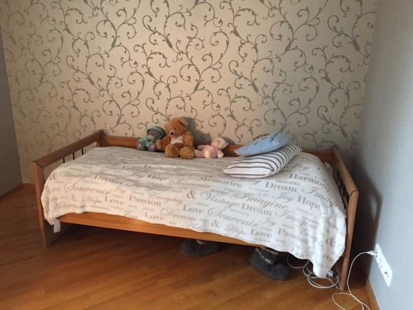 Перевозка односпальной кровати из Москва в Нахабино