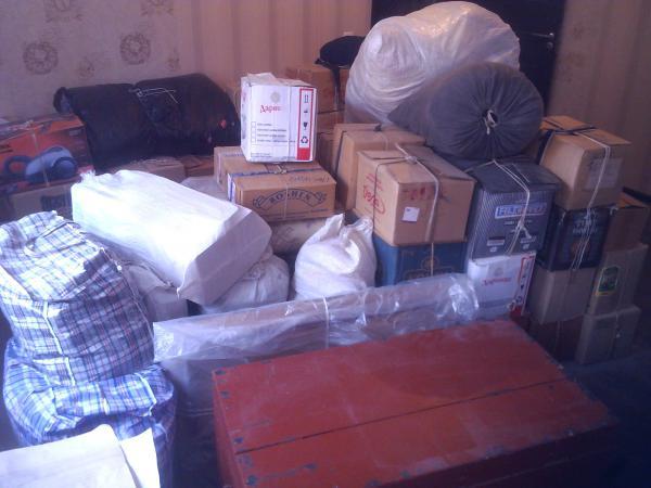 Заказ газели для коробок, мешков, сумок из посёлок Коммунарка в Москва