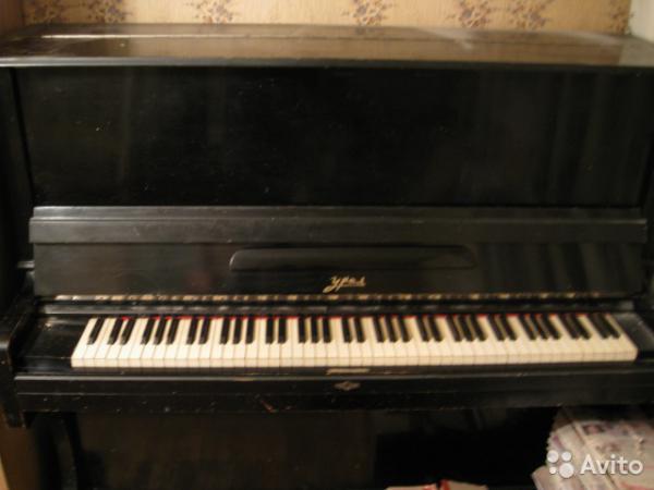 Отвезти пианино из Усолье-Сибирское в Белореченский