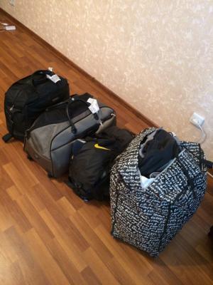 Сколько стоит доставка сумок С личными вещами из Россия, Балашиха в Казахстан, Астана