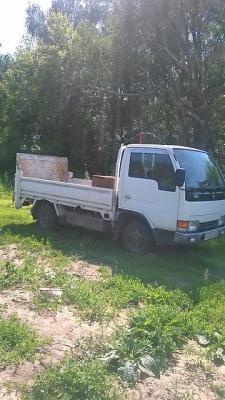 транспортировка грузавика дешево догрузом из Кстово в Артем