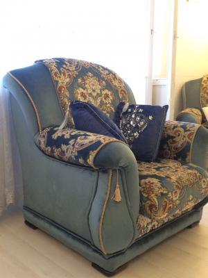 Заказ машины переезд перевезти диван, 2 кресла из Москва в Химки