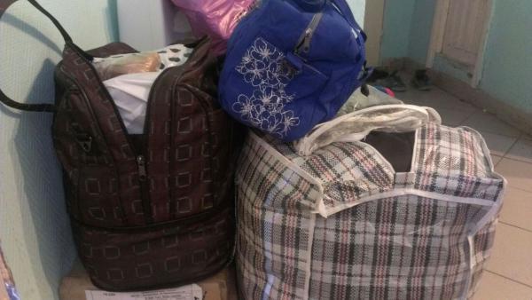 Заказать газель термобудка для перевозки личных вещей догрузом из Омск в Краснодар