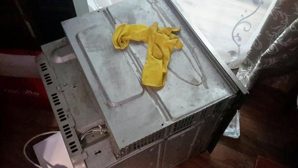 Заказать машину перевезти духовой шкаф из Иркутск в Усть-Кут