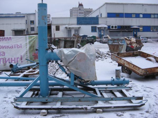 Перевозка подъемника горнолыжного, Снежной пушки, насосной станции недорого из Косинова в Брянск