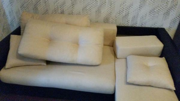 Перевозка углового дивана из коттеджный поселок Благодать в Москва
