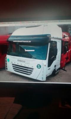транспортировать кабину ивека стралиса стоимость догрузом из Москва в Краснодар