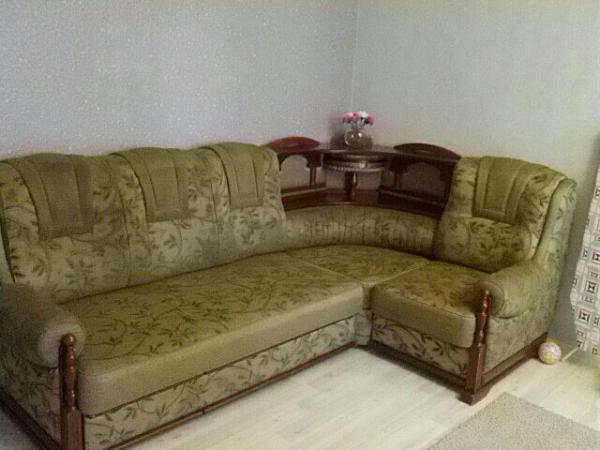 Доставить угловой диван из Новосибирск в Куйбышев
