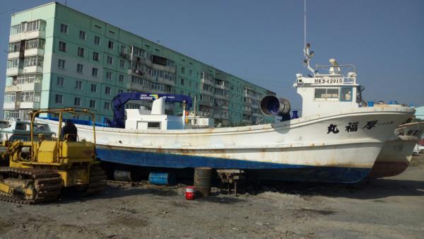 Транспортировка груза цена из Владивосток в Магадан