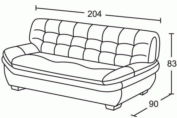 Заказ машины переезд перевезти диван 3-местный, кресло среднее из Лесосибирск в Краснодар
