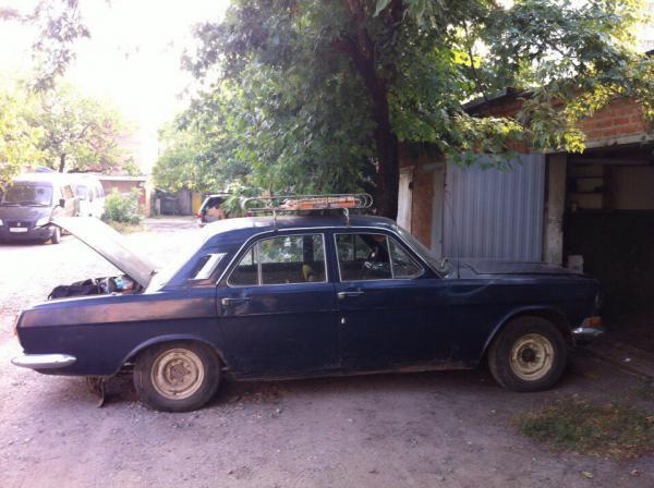 Отправить легковую машину  из Краснодар в Москва