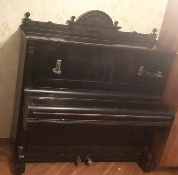 Сколько стоит перевезти пианино / рояль из Москва в Санкт-Петербург