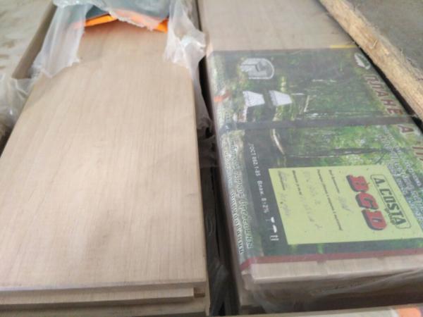 Транспортировать напольный покрытие Деревянное 28м² цена из Елино в Москва