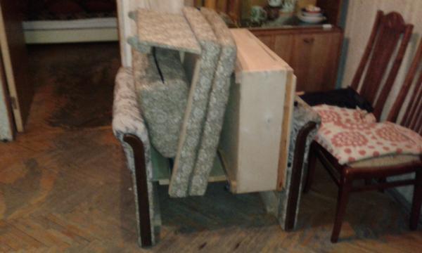 Доставка кресло-кроватя грузчики по Москве