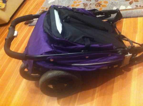 Перевезти детскую коляску из Зеленоград в Москва