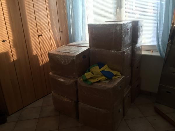 Перевозка недорого личных вещей из Калининград в Мытищи