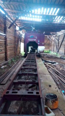Заказ машины перевезти деревообрабатывающие оборудование из Окуловка в Учалы