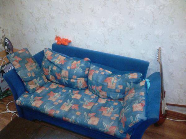 Хочу перевезти диван раскладной из Петрозаводск в Сокол