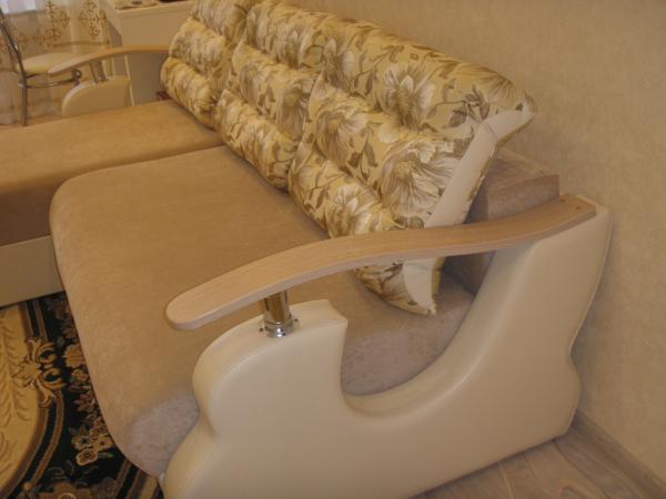 Заказать газель перевезти  диван-кровать из Новосибирск в Камышин