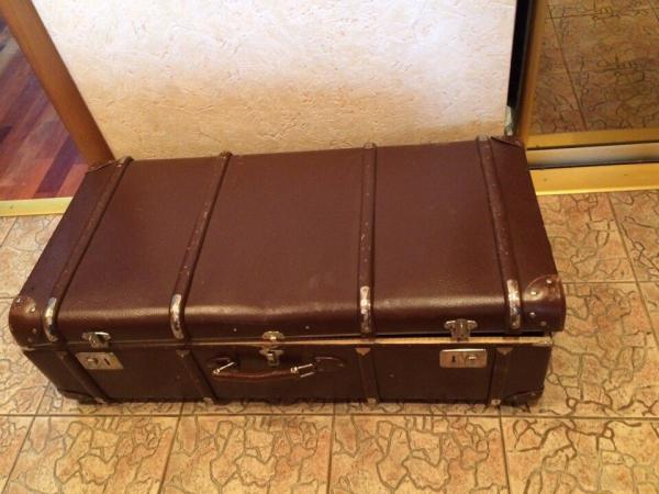 Перевозка три чемодана, два пакета, три коробок И банта из Горбунки в Одинцово