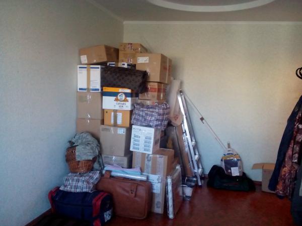 Транспортировать Домашние вещи в коробках из Нижневартовска в Чебаркуль