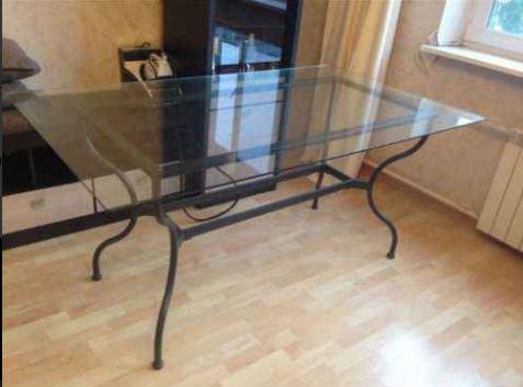 Дешевая доставка стола Стеклянного по Москве